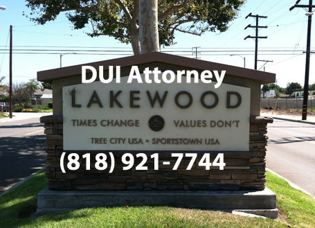 Lakewood DUI Attorney