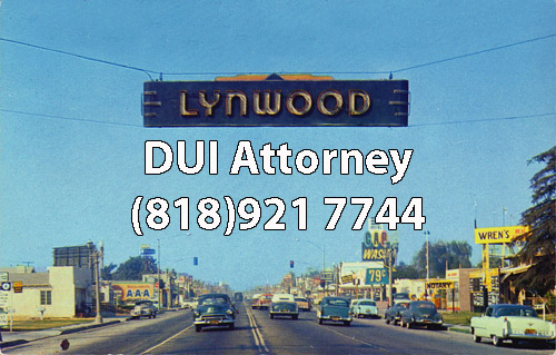 Lynwood DUI Attorney