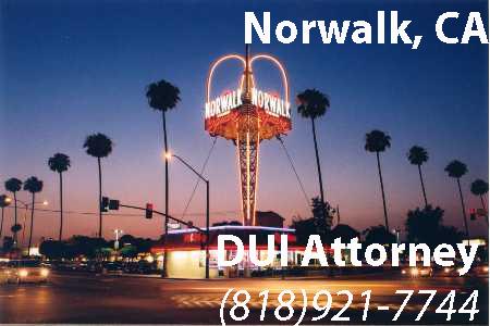 Norwalk DUI Attorney
