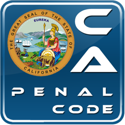 California Penal Codes