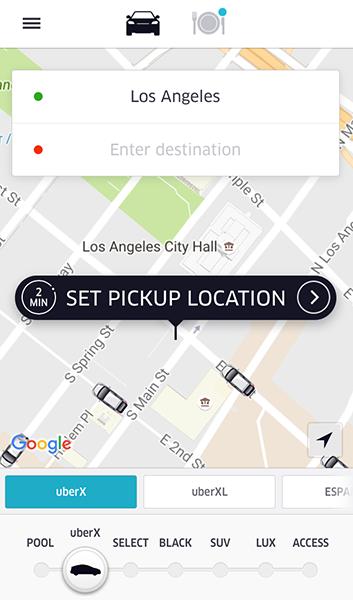 Uber impact DUI
