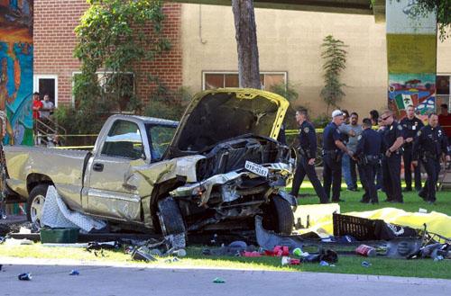 Drunk Driving Crash on Coronado bridge