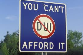 Real Cost of California DUI